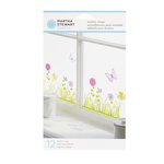 Martha Stewart Crafts - Spring Seasonal Collection - Mirror Clings - Spring Garden