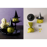Martha Stewart Crafts - Elegant Witch Collection - Halloween - Treat Bags