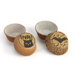 Martha Stewart Crafts - Classic Halloween Collection - Cupcake Treat Wrappers