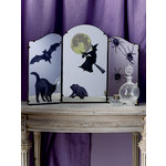 Martha Stewart Crafts - Elegant Witch Collection - Halloween - Mirror Clings - Icons