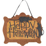 Martha Stewart Crafts - Halloween - Hanging Decor - Happy Halloween