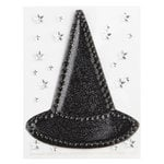 Martha Stewart Crafts - Halloween - Bling - Gemstone Stickers - Witch Hat
