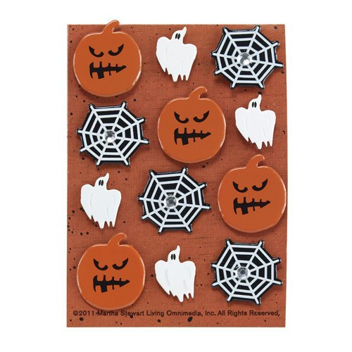 Martha Stewart Crafts - Classic Halloween Collection - Brads