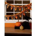 Martha Stewart Crafts - Classic Halloween Collection - Garland - Pumpkin