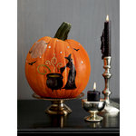 Martha Stewart Crafts - Elegant Witch Collection - Halloween - Pumpkin Transfers with Gemstones