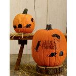 Martha Stewart Crafts - Halloween - Pumpkin Transfers - Happy Halloween Mice
