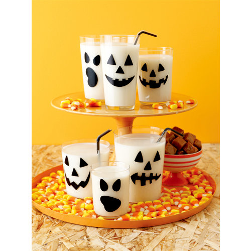 Martha Stewart Crafts - Halloween Collection - Drink Clings - Carnival