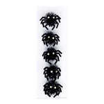 Martha Stewart Crafts - Halloween Collection - Pom Pom Stickers - Carnival Spider