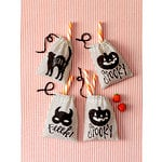 Martha Stewart Crafts - Animal Masquerade Collection - Halloween - Burlap Treat Bags