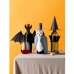 Martha Stewart Crafts - Animal Masquerade Collection - Halloween - Bottle Decorations