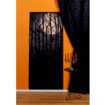 Martha Stewart Crafts - Animal Masquerade Collection - Halloween - Dark Forest Hanging Decor
