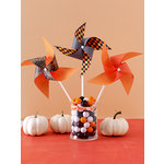 Martha Stewart Crafts - Animal Masquerade Collection - Halloween - Pinwheel Kit
