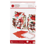 Martha Stewart Crafts - Woodland Collection - Christmas - Treat Boxes