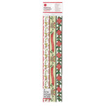 Martha Stewart Crafts - Woodland Collection - Christmas - 3 Dimensional Stickers - Borders