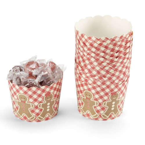 Martha Stewart Crafts - Cottage Christmas Collection - Treat Cups