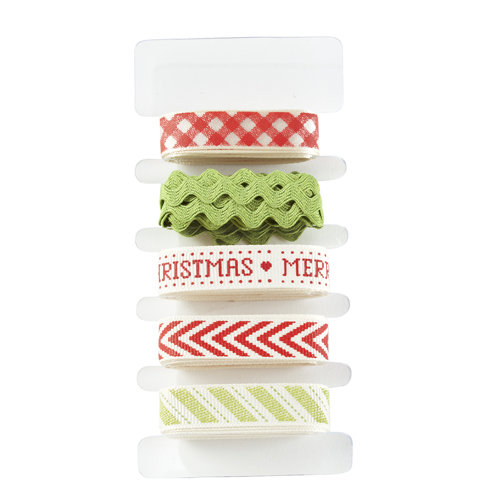 Martha Stewart Crafts - Cottage Christmas Collection - Ribbon