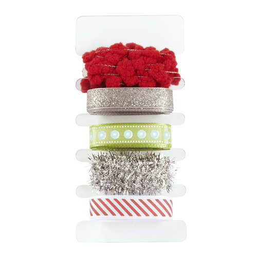 Martha Stewart Crafts - Wonderland Collection - Christmas - Ribbon