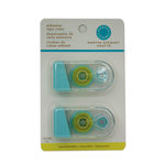 Martha Stewart Crafts - Adhesive Tape Roller - Repositionable - 2 Pack