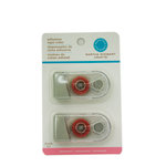 Martha Stewart Crafts - Adhesive Tape Roller - Permanent - 2 Pack