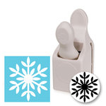 Martha Stewart Crafts - Holiday - Craft Punch - Medium - Glacial Snowflake