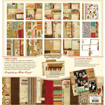 Memory Works - Simple Stories - Year-o-graphy Collection - 12 x 12 Collection Kit