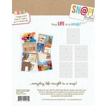 Simple Stories - SNAP Studio Collection - Multi Pack Page Protectors - 10 Pack