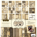 Simple Stories - Documented Collection - 12 x 12 Collection Kit