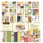 Simple Stories - Summer Fresh Collection - 12 x 12 Collection Kit