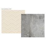 Simple Stories - Urban Traveler Collection - 12 x 12 Double Sided Paper - Grey Concrete