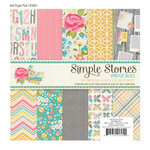 Simple Stories - Vintage Bliss Collection - 6 x 6 Paper Pad
