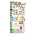 Simple Stories - Vintage Bliss Collection - Chipboard Stickers