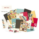 Simple Stories - SNAP Collection - 6 x 8 Journal Inserts - 24 Seven