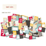 Simple Stories - SNAP Collection - 4 x 6 Cards - 24 Seven