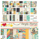 Simple Stories - I Heart Summer Collection - 12 x 12 Collection Kit