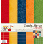 Simple Stories - Smarty Pants Collection - 12 x 12 Simple Basics Kit