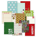 Simple Stories - SNAP Collection - Christmas - 6 x 8 Journal Inserts - December Documented