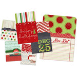 Simple Stories - SNAP Collection - Christmas - Memorabilia Pockets - December Documented