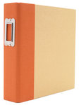 Simple Stories - SNAP Studio Collection - Binder - Orange