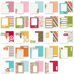 Simple Stories - SNAP Studio Collection - 3 x 4 Cards - Snappy Thoughts