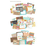 Simple Stories - SNAP Studio Collection - 4 x 6 Cards - Fill in the Blanks