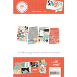 Simple Stories - SNAP Collection - Cardstock Stickers - Cat