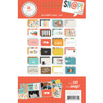 Simple Stories - SNAP Collection - 4 x 6 Cards - Cat