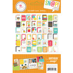 Simple Stories - SNAP Collection - 3 x 4 Cards - Birthday