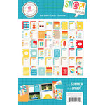 Simple Stories - SNAP Collection - 3 x 4 Cards - Summer