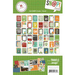 Simple Stories - SNAP Collection - 3 x 4 Cards - Travel