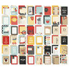 Simple Stories - SNAP Collection - 3 x 4 Cards - Say Cheese