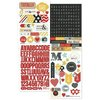 Simple Stories - SNAP Collection - Cardstock Stickers - Say Cheese