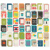 Simple Stories - SNAP Collection - 3 x 4 Cards - Seasons