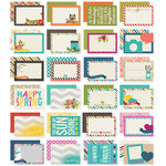 Simple Stories - SNAP Collection - 4 x 6 Cards - Seasons