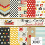 Simple Stories - Say Cheese II Collection - 6 x 6 Paper Pad